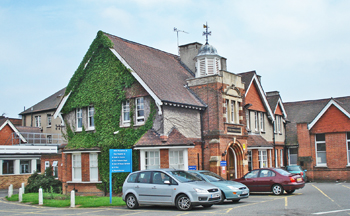 Finchley Memorial Hospital