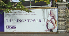 Kings Place advert