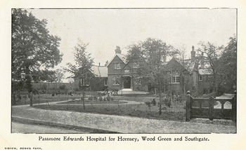 Wood Green and Southgate Hospital
